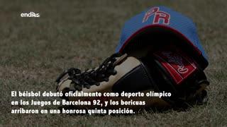 5 deportes de conjunto han representado a Puerto Rico en Olimpiadas