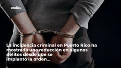 Baja la incidencia de crímenes en Puerto Rico durante el toque de queda