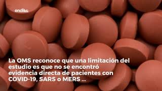 ¿Tomar antiinflamatorios pone en riesgo a los pacientes con coronavirus?
