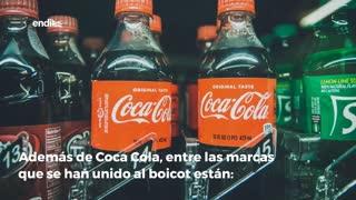 ¿Por qué Coca Cola y otras compañías boicotean a Facebook?
