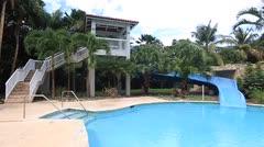 """Un """"resort"""" en casa"""