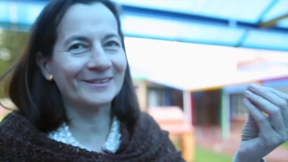 """Clara Rojas: """"Se logró formar la paz"""""""