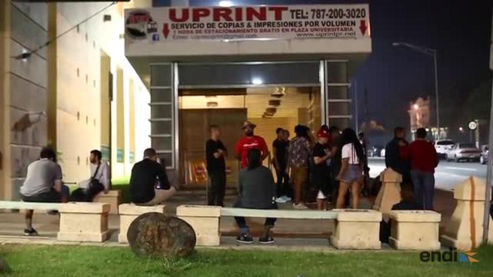 Se moviliza seguridad privada frente a la UPR