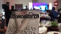 Autoridad de Aviación Civil de El Salvador entregó Avión de Oro a El Economista