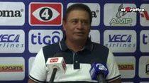 Milton Meléndez fue presentado como técnico del Alianza