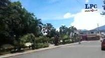 Dos sismos sacudieron El Salvador