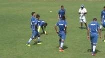 Selección nacional se alista para enfrentar a México en el estadio Cuscatlán