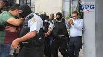 Decretan detención con instrucción formal para el exfiscal general Luis Martínez
