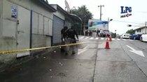 Una fallecida y cinco herido tras tiroteo en Mejicanos