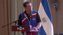 Juramentan a Mauricio Interiano como nuevo presidente del Consejo Ejecutivo Nacional