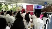 Realizan programa de prevención de cáncer de mama