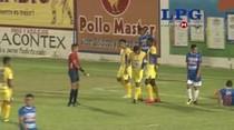 Leones de Occidente 1- 3 Metapán Copa El Salvador 2016 fecha 2