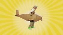 Agarra tus maletas que El Trotamundos nos lleva a explorar el mundo en su avión imaginario.