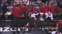 Chris Paul se lesiona la mano