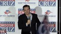 Se retira Ted Cruz