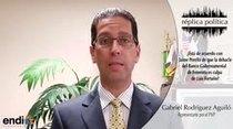 ¿Está de acuerdo con Jaime Perelló en que la debacle del Banco Gubernamental de Fomento es culpa de Luis Fortuño?