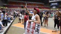 Estudiantes aprueban mantenerse en huelga hasta que se ratifiquen acuerdos