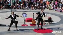 El Circo Fest llena de magia el Viejo San Juan