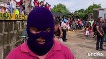 La rebelde Masaya se alzó, exige renuncia de Ortega en Nicaragua