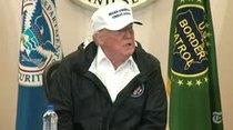 Recopilan las increíbles contradicciones de Donald Trump sobre el muro fronterizo