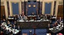 Esto es lo que pasó en el primer día del juicio político de Trump en el Senado