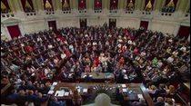 Un nuevo proyecto de legalización del aborto, iniciativa que en 2018 había rechazado el Senado durante el gobierno de Mauricio Macri.