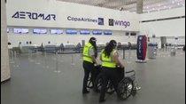 La pandemia de COVID-19 les cortó las alas a las aerolíneas de América Latina, que tardarán hasta tres años en recuperarse plenamente y urgen ayuda gubernamental para su necesaria reinvención.