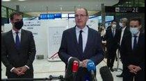 Francia exige prueba de COVID-19 a viajeros de 16 países