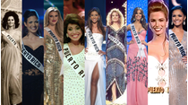 Antes y ahora: las 9 boricuas que casi ganaron Miss Universe