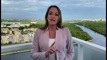 Deborah Martorell: fuerte marejada podría producir inundaciones costeras