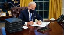 ¿Qué firmó Joe Biden?