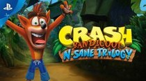 "Tráiler de ""Crash Bandicoot"""