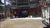 (Video) Vea en funcionamiento un estacionamiento vertical