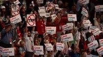 (Video) Convención demócrata inicia en un ambiente de clara división
