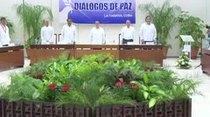 (Video) Gobierno y FARC logran acuerdo de paz en Colombia