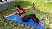 (Video) Ejercicios para cinturón abdominal y oblicuos
