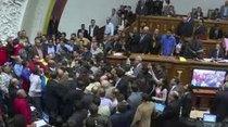 (Video) Parlamento de Venezuela aprueba juicio político a Maduro