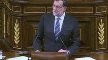 (Video) Rajoy vuelve al Parlamento para intentar investidura