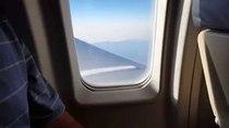 ¿Qué harías si ves esto por la ventana del avión?