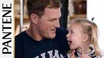 NFL Stars peinan a sus hijas I