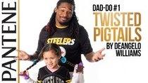 NFL Stars peinan a sus hijas II