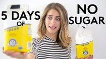 Joven se reta a dejar el azúcar por cinco días