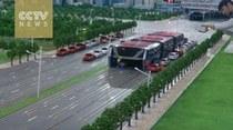 Autobús del futuro podría ser la solución al tráfico