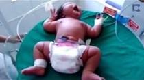 La bebé más grande del mundo