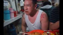 Así es comer los noodles más picantes del mundo