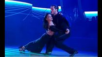 "Laurie Hernández brilla en ""Dancing with the Stars"""