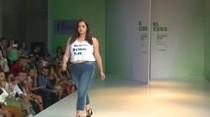 Debutan en Colombiamoda las mujeres de tallas grandes