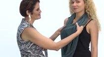 Hazlo tú: aprende a coser una bufanda versátil