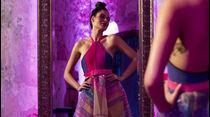 Desfile de moda del diseñador Elier Aubret
