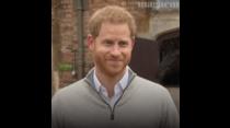 """El príncipe Harry tras el nacimiento de su bebé: """"Me siento en la luna"""